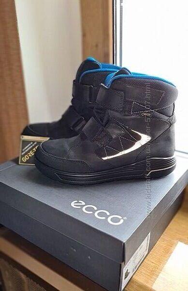 Ботинки Ecco для мальчика, разм.39