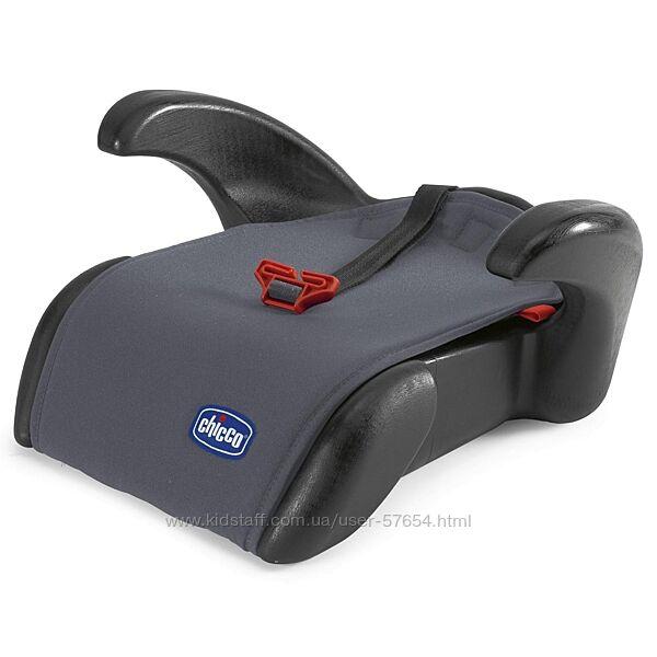 Автокресло  бустер Chicco Quasar Plus 15-36 кг