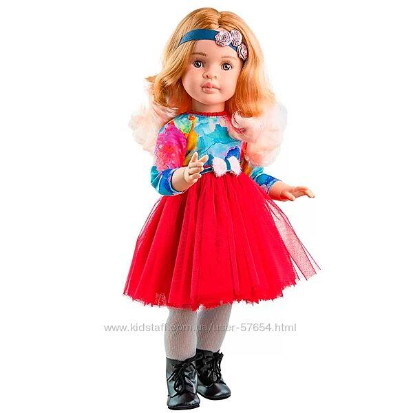 Шарнирная кукла Марта 60 см, Paola Reina 06564