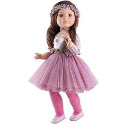 Шарнирная кукла Лидия 60 см, Paola Reina 06500