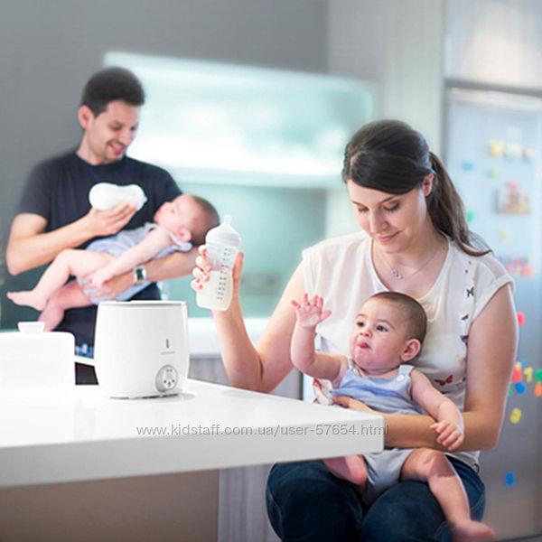 Подогревательстерилизатор на 2 бутылочки Miniland Baby Warmy Twin
