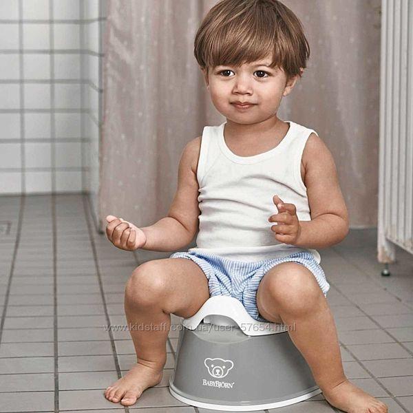 Горшок-кресло BabyBjorn Smart Potty