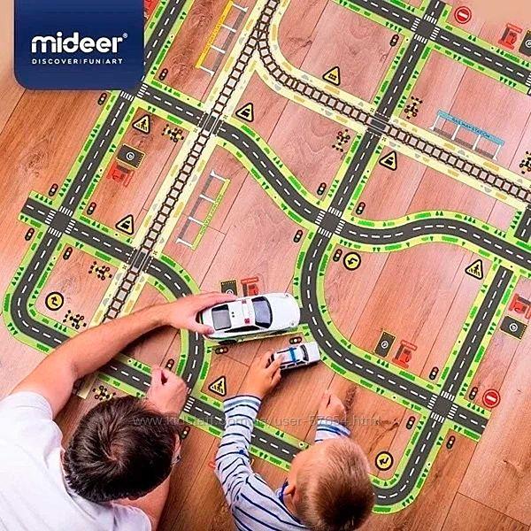 Набор наклеек на пол Дорога 10 метров MiDeer MD4103