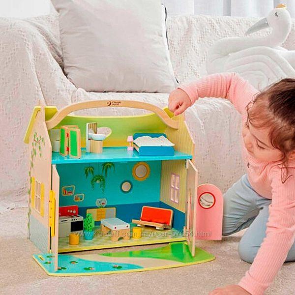 Деревянная игрушка Classic World 53665 Дом мечты
