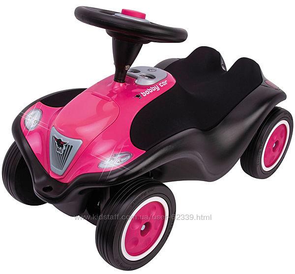 Машинка для катання малюка Некст, рожевий - Big 0056233