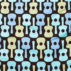 Детский Плед Бременские гитары 70x120см Goforkid