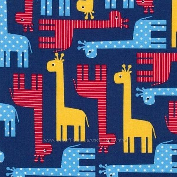 Детский Плед Жираф Тоха 70x120см Goforkid