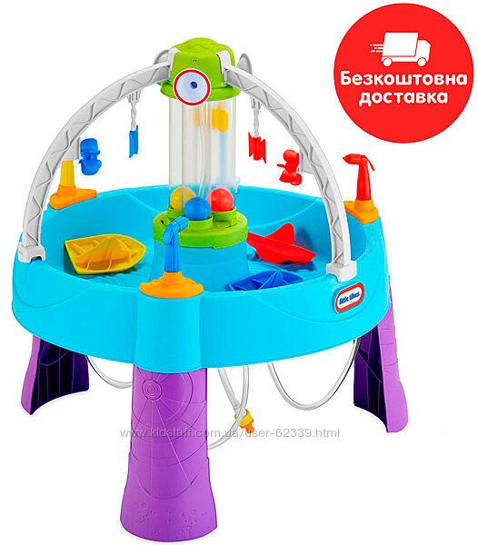 Стол для игры с водой Водные забавы Little Tikes