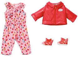 Одежда для куклы Baby Born Скутер в городе, арт. 828823