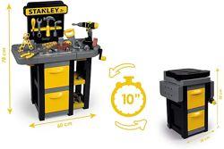 Мобiльна майстерня Стенлi з iнструментами, 37 аксесуарів - Smoby 360317