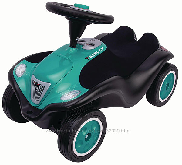 Машинка для катання малюка Некст, бірюза - Big 0056232