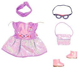 Набір одягу для ляльки Baby Born Делюкс серія День Народження, арт. 830796