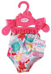 Святковий купальник для ляльки Baby Born із зайченям, арт. 828281-2