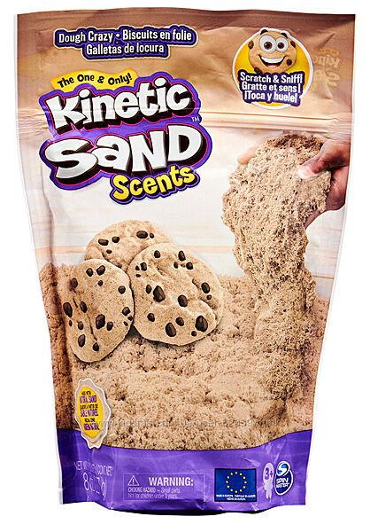 Кiнетичний пiсок з ароматом Печиво Kinetic Sand, арт. 71473С