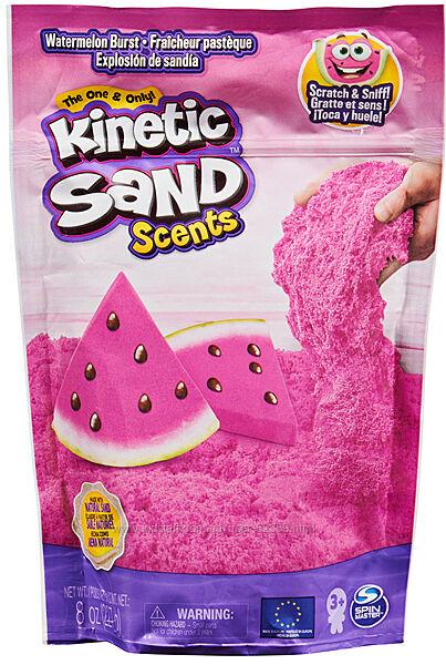 Кiнетичний пiсок з ароматом Кавуновий вибух Kinetic Sand, арт. 71473W
