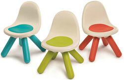 Детский стульчик со спинкой Smoby - 3 цвета в наличии