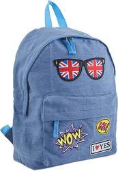 Стильный молодежный рюкзак ST-15 Jeans London YES 553925