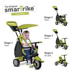Велосипед Smart Trike Glow 4 в 1, зеленый 6600800 - Примята упаковка