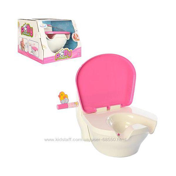 Туалет для кукол 42-45см