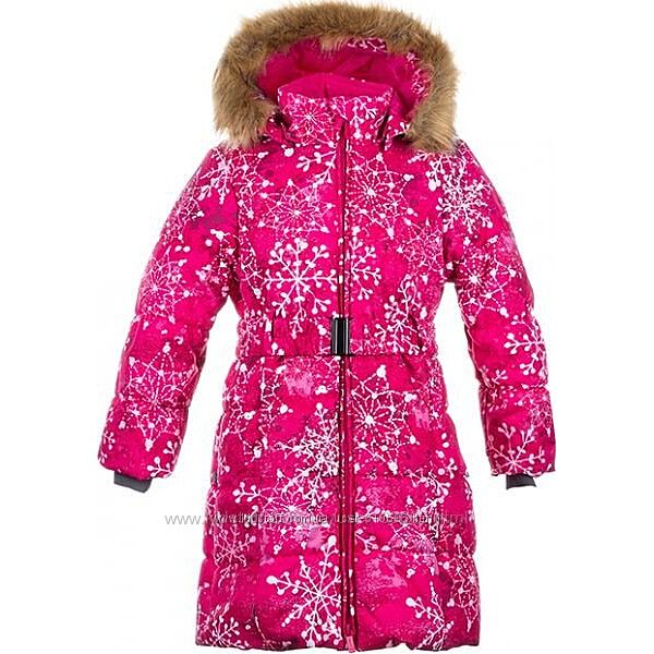 Пальто зимнее Huppa Yakaranda на рост 122