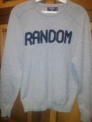 Мужской новый свитер в наличии