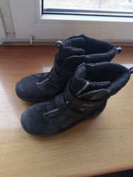 Ботинки ecco экко зима зимние теплые 33 размер