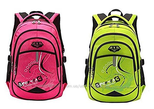 Школьные рюкзаки. Покупали в Германии. 31 х 18 х 48 см. Разные. Распродажа