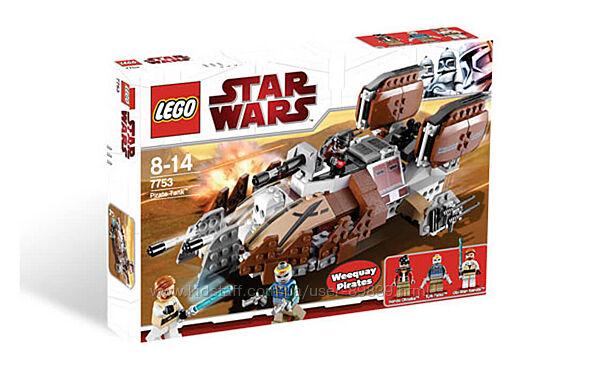 LEGO Star Wars      7753 , 8128