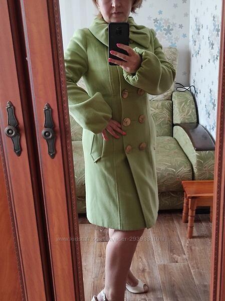 Красивое пальто 48-50