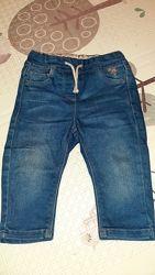 Продам джинсы NEXT 6-9 мес