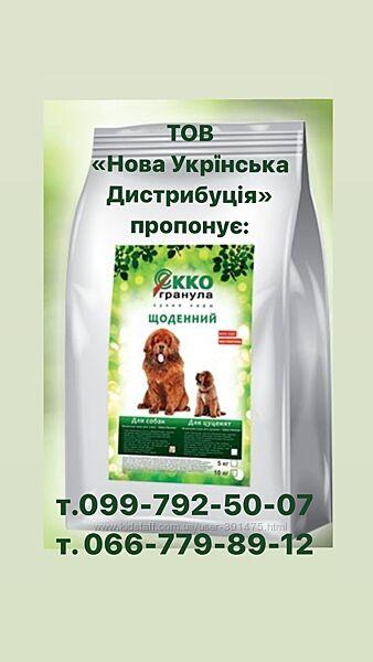 Корм Екко-Гранула для собак