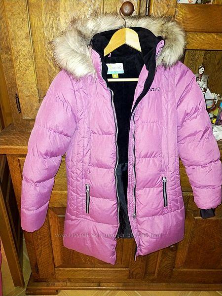 Теплое пальто Канада