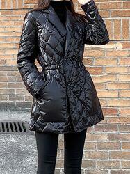 Красивая женская куртка до 3ХЛ