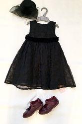 Платье Mothercare 1-2 года