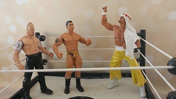 Фигурки, борец-рестлер WWE Jakks Pacific