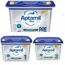 Молочная смесь Aptamil Profutura