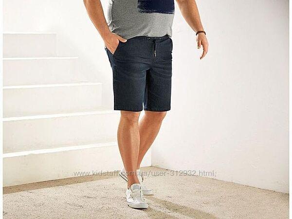 Отличные , мужские джинсовые шорты бермуды большого размер 66 Livergy