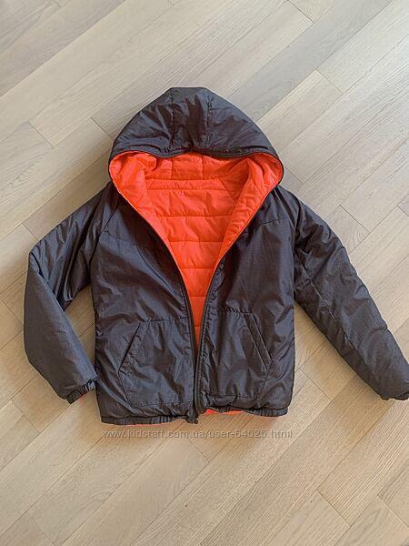 Яркая двухсторонняя курточка Cropp р. S