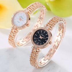 Элегантные часы-браслет Lpvai под золото