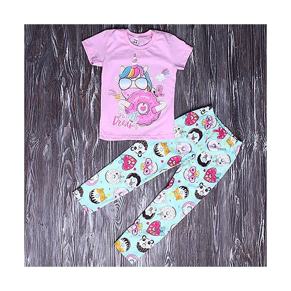 Новинка - пижамы с красочным принтом