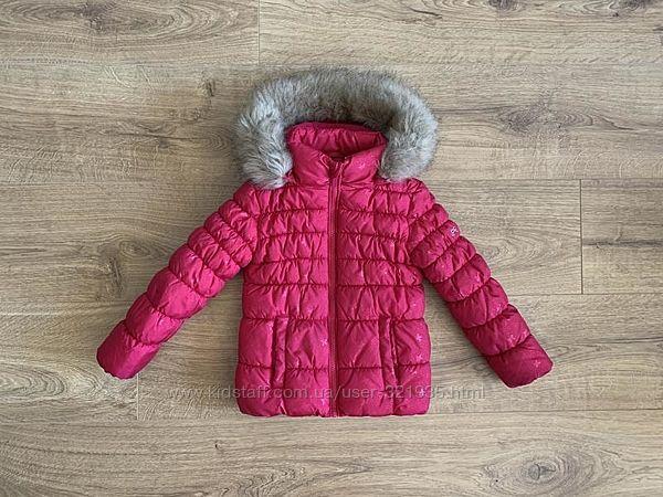 Утеплённая куртка palomino еврозима на рост 110-116 см
