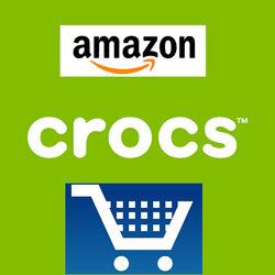 Заказываю с сайта CROCS Сша и AMAZON Сша , Англия, Германия прайм доставка