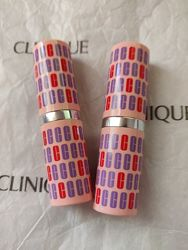 Помада Клиник полноразмер Clinique Pop Lip Colour Primer 01 Nude Pop