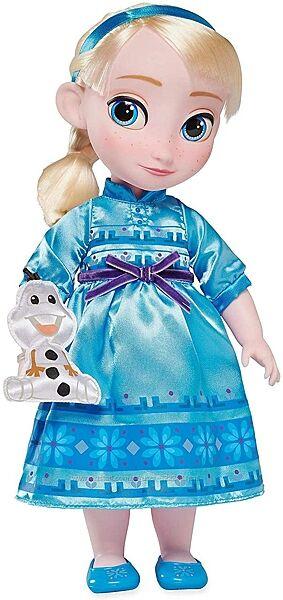 Оригинал Эльза Дисней Аниматор Disney Animators Collection Elsa Doll Frozen
