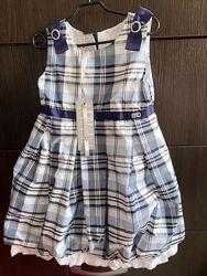 Нарядное платье для девочки 4Т, Artigli, Italy