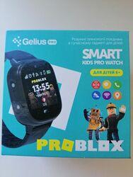 Детские Смарт-часы Gelius ProBlox GP-PK005 Black