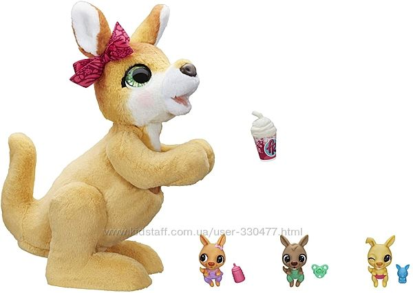 Интерактивная игрушка Furreal Friends Мама Джоси Кенгуру Mama Josie