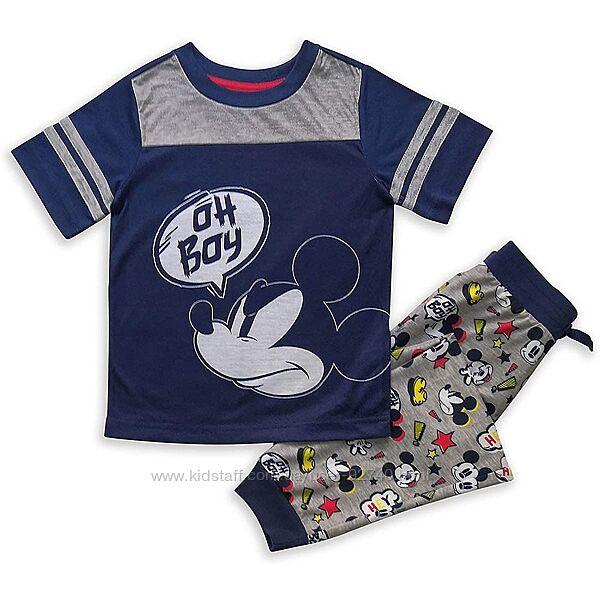 Пижама комплект Disney с Микки Маусом на 3 года 98см оригинал США