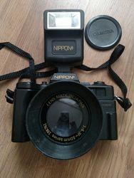 фотоаппарат пленочный NIPPON , Смена