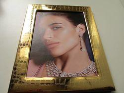 Рамка для фото PATENT. 24 карат золото. Италия. 22 см. х17.